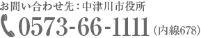 0573-66-1111